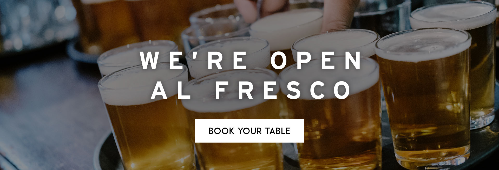 Book Your Table The Lescar